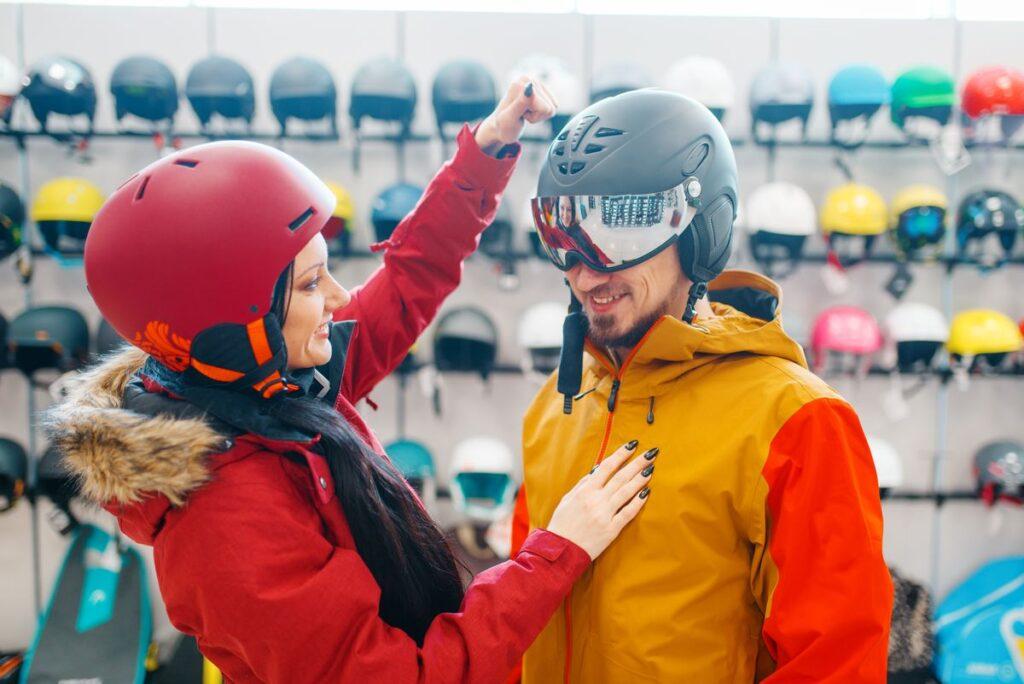 защита для горных лыж и сноуборда