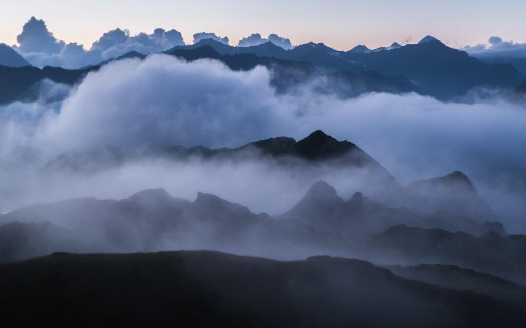Облака в Сочи