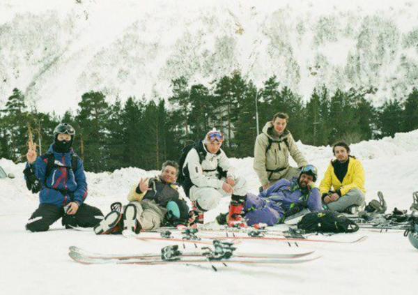 горные лыжи инструктор
