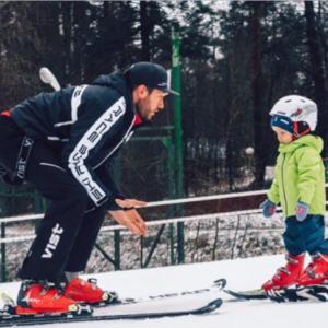 инструктор по горным лыжам Питер