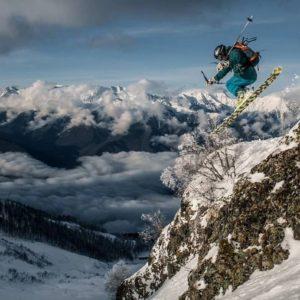 инструктор горные лыжи Сочи