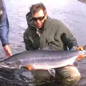 Рыбалка хибины