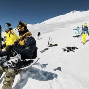 горнолыжный тур Эльбрус
