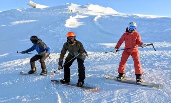 горнолыжный тур Хибины