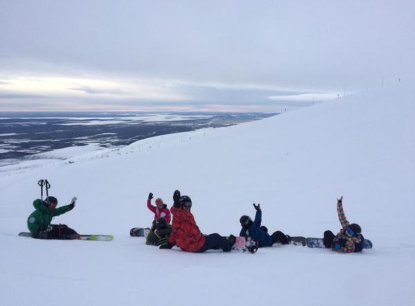 горнолыжный тур Россия