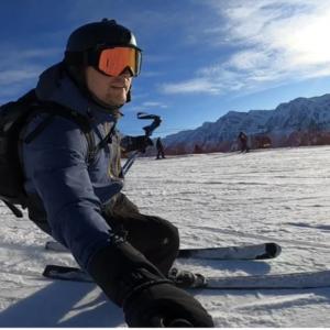 Инструктор горные лыжи МОсква