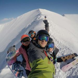 Инструктор сноуборд Санкт-Петербург