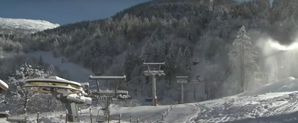 горнолыжные курорты Италии закрыты