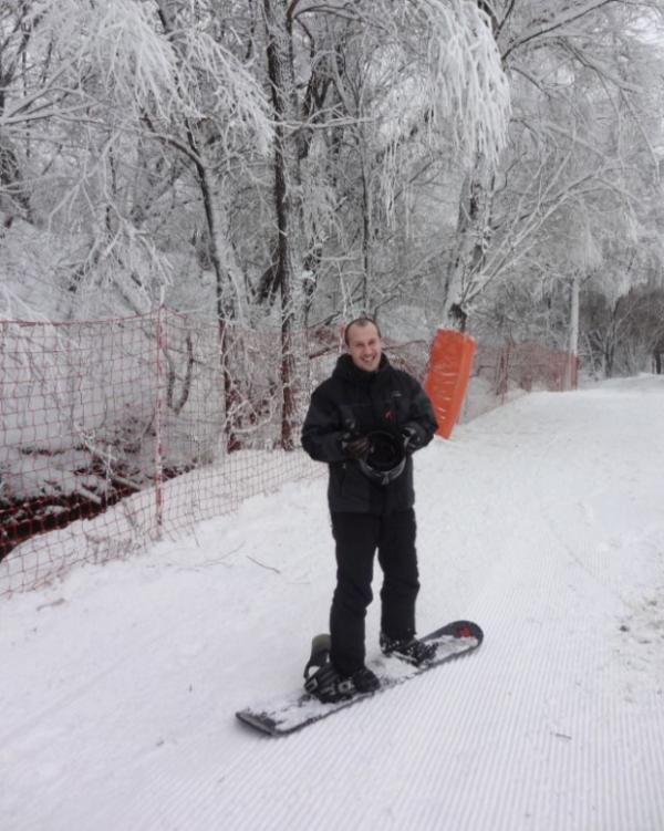 Обучение сноуборд москва