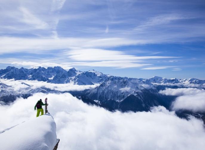 Индия горные лыжи сноуборд