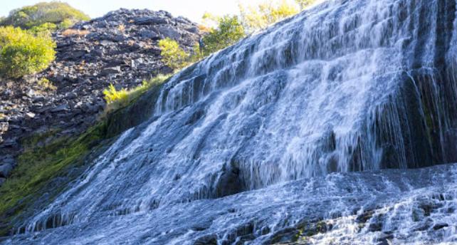 Медвежий водопад Сочи